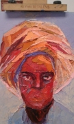 tableau personnages olu ajayi igele color master auchi school : FACE OF A WOMAN