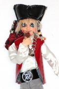 tableau personnages personnage pirate decoration enfant : pirate espiègle