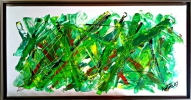 Tableaux d'art - GREEN MORNING