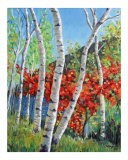 Among The Birches - Takeyce Walter