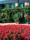 Exterior of Painter Monet's House, Giverny, France - Tamarra Richards