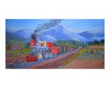 Train in the Spring - Tammy Grahamlewis