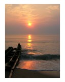 Sunrise at the Outer Banks - TAMMY LUTKE