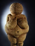 The Limestone Venus of Willendorf is Commonly Assumed to be a Fertility Symbol