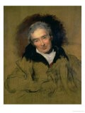 Portrait of William Wilberforce (1759-1833) 1828 - Thomas Lawrence