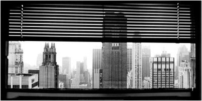 Torsten Hoffman - Vue sur Manhattan, New York City