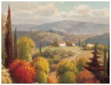 Tuscan Perspective - Vail Oxley