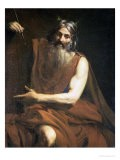 Moses with the Tablets of the Law, circa 1627-32 - Valentin de Boulogne