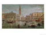 View of Venice, 1719 - Vanvitelli (Gaspar van Wittel)
