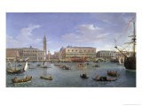View of Venice from the Island of San Giorgio, 1697 - Vanvitelli (Gaspar van Wittel)