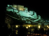 The Potala at Night, Lhasa, Tibet - Vassi Koutsaftis