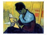 A Novel Reader - Vincent van Gogh