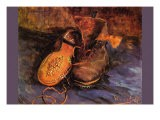Apair of Shoes - Vincent van Gogh
