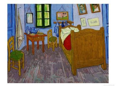La Chambre De Van Gogh A Arles - Conceptions De La Maison - Bizoko.com