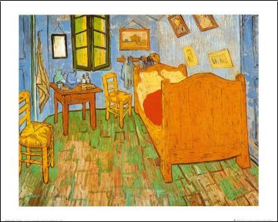 La chambre de van gogh arles vincent van gogh posters affiches d 39 art for La chambre jaune a arles van gogh