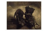 Still Life of Shoes - Vincent van Gogh