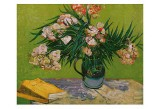 Still Life with Oleander - Vincent van Gogh
