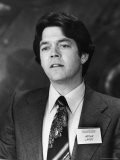 Economist Arthur Laffer Attending the Time Inc. Conference on Taxation - Walter Bennett