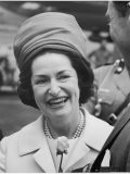 Lady Bird Johnson - Walter Bennett