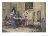 Scandal and Tea, Published 1893 - Walter Dendy Sadler