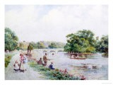 View of Richmond-on-Thames - Walter Duncan
