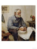 A Moment's Rest - Walter Langley