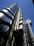 Lloyd's of London, Architect Richard Rogers, City of London, London, England, United Kingdom - Walter Rawlings