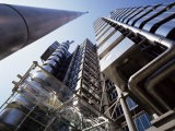 Lloyds Building, Architect Richard Rogers, City of London, London, England, United Kingdom - Walter Rawlings