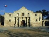 The Alamo, San Antonio, Texas, USA - Walter Rawlings