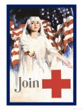 Join, American Red Cross - Walter W. Seaton
