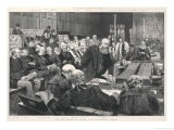 Conservative Prime Minister Lord Salisbury Addresses the House - Walter Wilson