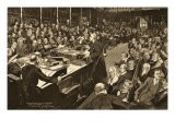 The Lords and Commons Who Received His Majesty's Preliminary Declaration - Walter Wilson