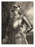 Maximilian I Emperor Wearing Armour - Walther