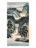 Path Leading to the Mountains - Wang Chingho