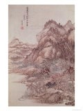 Autumn Mountains - Wang-huei