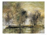 Willows in Morning Wind - Wanqi Zhang