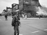 1968 Washington D.C. Riot Aftermath - Warren K. Leffler