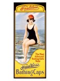Faultless Bathing Caps - William Haskell Coffin