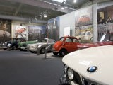 Bmw Car Museum, Munich, Bavaria, Germany - Yadid Levy