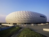 The Allianz Arena Football Stadium, Munich, Germany - Yadid Levy