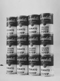 Campbell's Soup Cans Being Used as Example of Pop Culture - Yale Joel