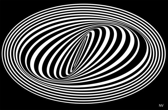 Art Numerique Hyptnose Psychologique Noir Blanc Hyptnosis