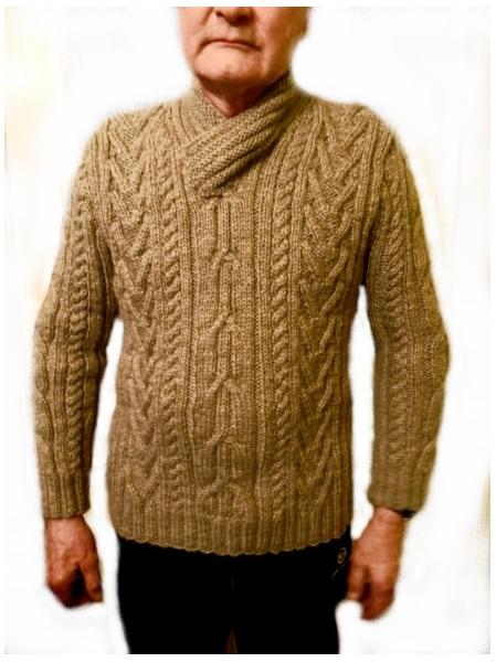 Homme Pull Ethnique Art TextileMode Createur De Original Y7I6ybgvmf