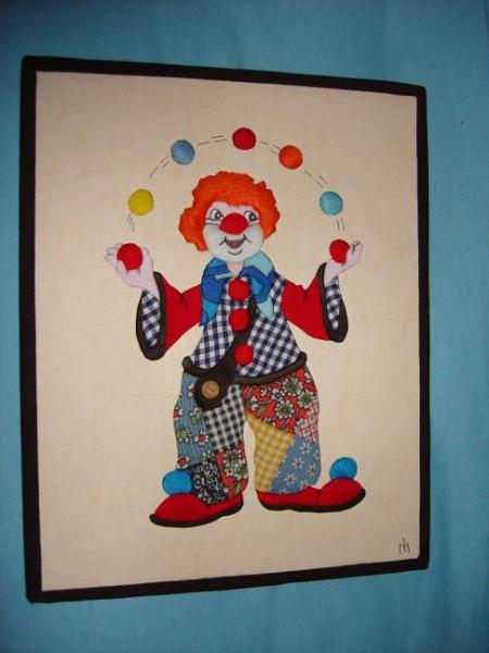 Artisanat D Art Clown Cirque Jongleur Ballesz Clown Jongleur