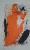 Artiste Peintre - BE-ORANGE A4