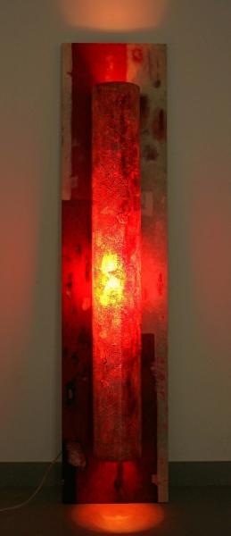 Deco Design Creation Originale Tableau Lumineux Luminaire Original