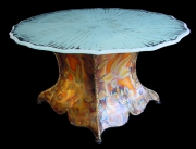 deco design marine : TABLE BASSE A QUEUE