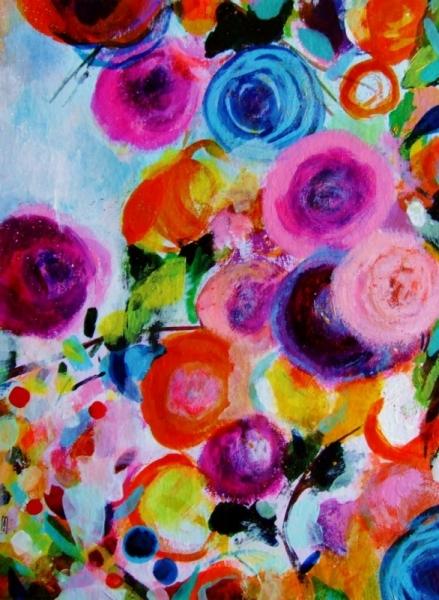 Dessin Fleurs Fleurs Peinture Fleurs Dessin Fleurs Fleurs Peinture