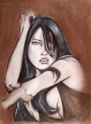 dessin personnages adriana lima : Adriana Lima