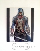 dessin personnages assassin s cree arno dorian france dessin assassin039 : Dessin assassin's creed Arno